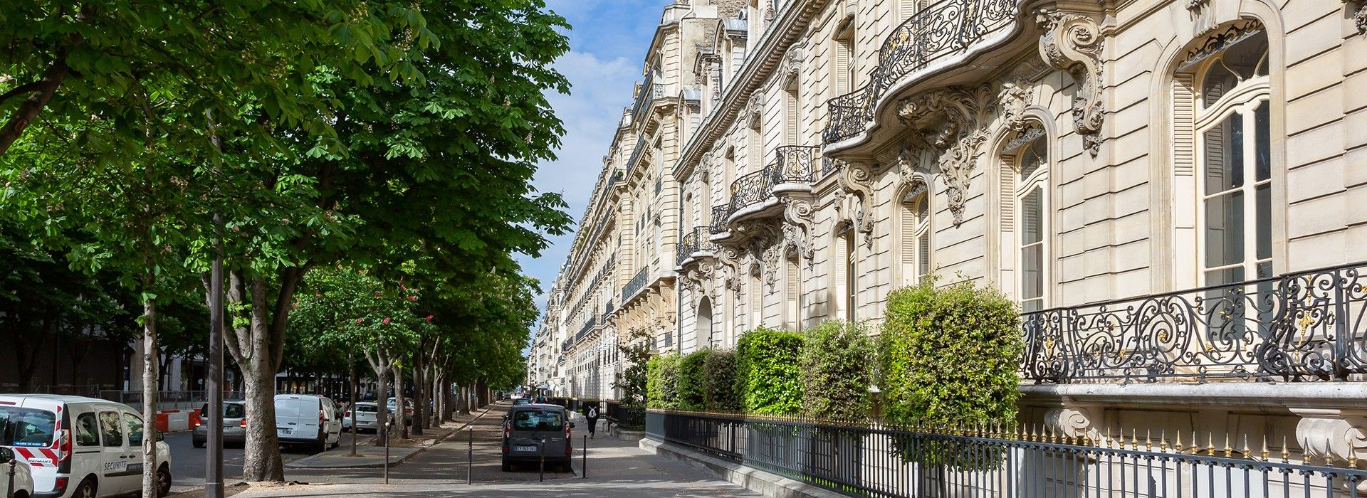 Purchase sale apartment mansion exceptional property 75008 paris golden triangle